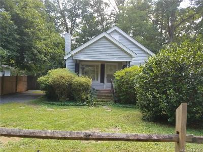 Stanly County Single Family Home Under Contract-Show: 1459 White Oak Avenue