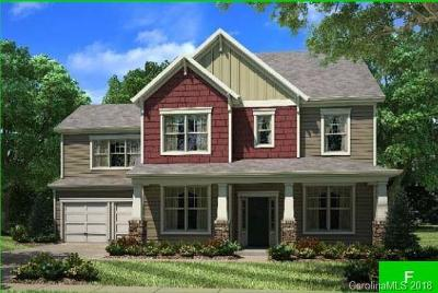Davidson Single Family Home For Sale: 17410 Shearer Road #Lot 49