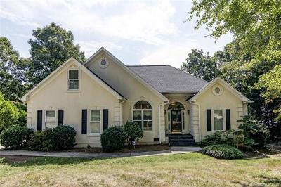 Stanley Single Family Home For Sale: 8122 Waterford Drive