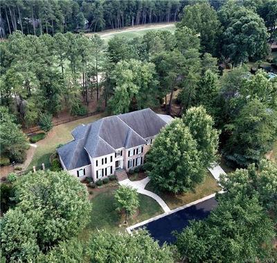 Cornelius Single Family Home For Sale: 17122 Jetton Road
