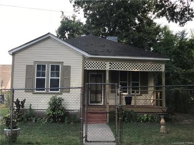 Single Family Home For Sale: 1900 Brewton Drive