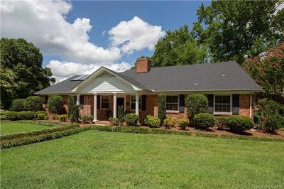 Rock Hill Single Family Home For Sale: 1122 Hermitage Road