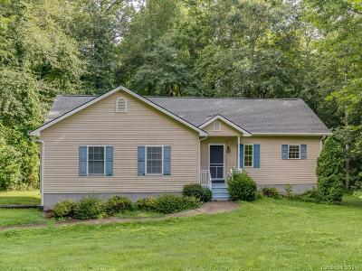Hendersonville Single Family Home Under Contract-Show: 320 Melissa Way