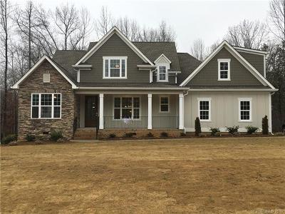 Weddington Single Family Home For Sale: 1212 Lafayette Park Lane