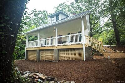 Black Mountain Single Family Home Under Contract-Show: 51 Craven Hill Circle