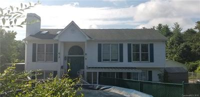 Asheville NC Single Family Home For Sale: $349,000