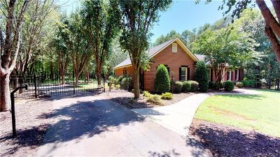 Mooresville Single Family Home For Sale: 309 Templeton Road
