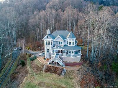 Leicester Single Family Home For Sale: 129 Bearwallow Trail
