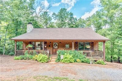 Lake Lure Single Family Home For Sale: 228 Doves Way