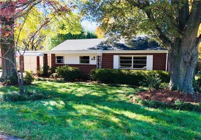 Catawba County Single Family Home For Sale: 804 Cline Avenue