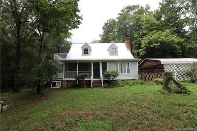 Monroe Single Family Home For Sale: 7110 Plyler Mill Road