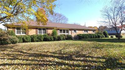 Mooresville Single Family Home For Sale: 1383 Shearers Road