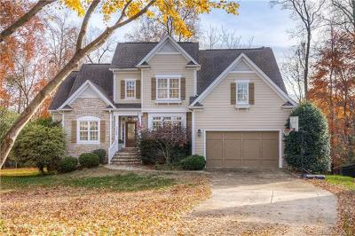 Charlotte Single Family Home For Sale: 3322 Old Closeburn Court