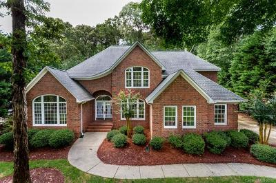 Matthews Single Family Home Under Contract-Show: 1423 Weddington Hills Drive