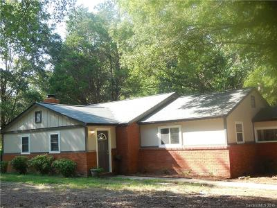 Weddington Single Family Home Under Contract-Show: 3308 Beulah Church Road