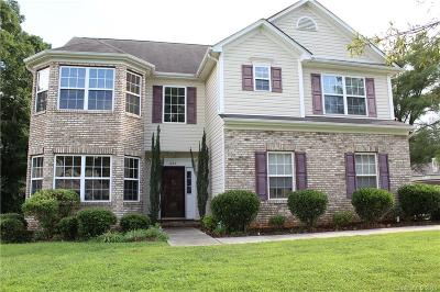 Kannapolis Single Family Home For Sale: 1255 Brecken Court #17