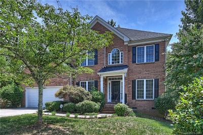 Charlotte Single Family Home For Sale: 2522 Shady Reach Lane