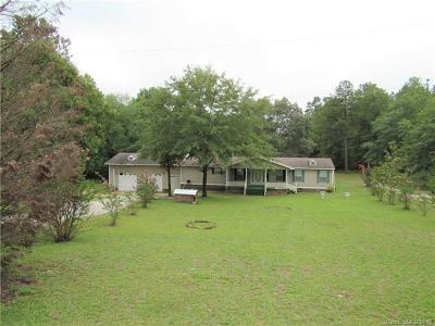 Single Family Home For Sale: 1251 Threatt Road