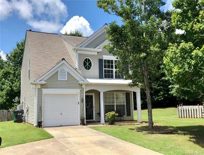 Charlotte NC Single Family Home For Sale: $222,000