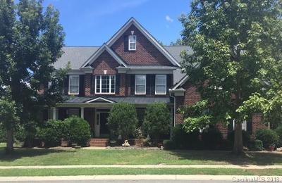 Waxhaw NC Single Family Home Under Contract-Show: $374,900
