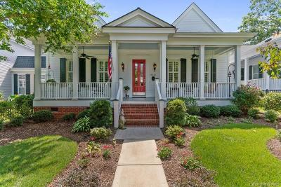 Single Family Home For Sale: 17022 Hedgerow Park Road
