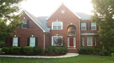 Huntersville Single Family Home For Sale: 9915 Hillspring Drive #L432
