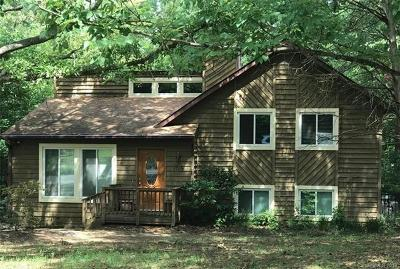 Single Family Home For Sale: 5709 Shadow Creek Road