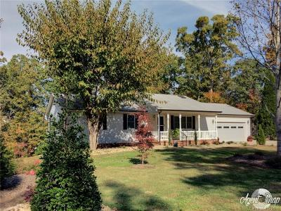 Statesville NC Single Family Home For Sale: $348,500