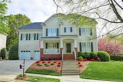 Huntersville Single Family Home For Sale: 9433 Gilpatrick Lane