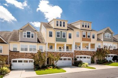 Tega Cay Condo/Townhouse For Sale: 112 Inlet Point Drive