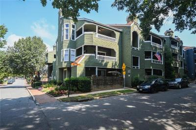 Charlotte Condo/Townhouse For Sale: 417 W 8th Street #A
