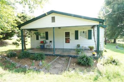 Vale Single Family Home Under Contract-Show: 8562 Jc Road