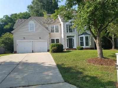 Single Family Home For Sale: 8708 Barrister Way