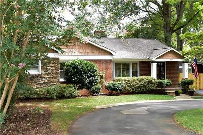 Charlotte Single Family Home For Sale: 1617 Geneva Court