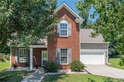 Huntersville Single Family Home Under Contract-Show: 8214 Rolling Meadows Lane