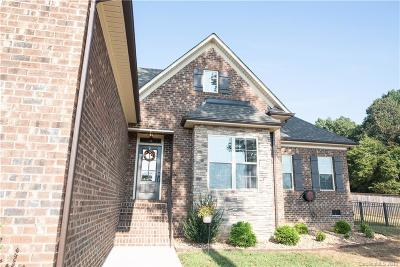 Single Family Home Under Contract-Show: 4307 Cooling Stone Lane #44