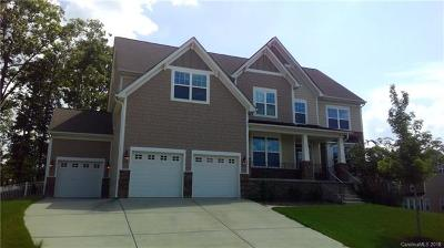 Waxhaw Single Family Home For Sale: 3911 Litchfield Drive