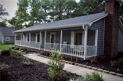 Monroe Single Family Home For Sale: 100 Woodland Lane