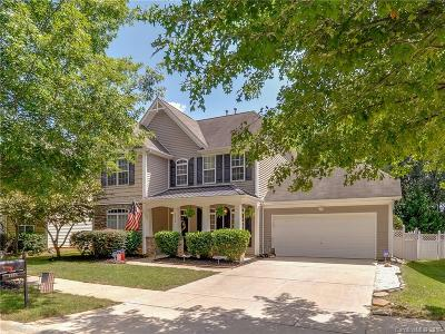 Cornelius Single Family Home Under Contract-Show: 9912 Caldwell Depot Road