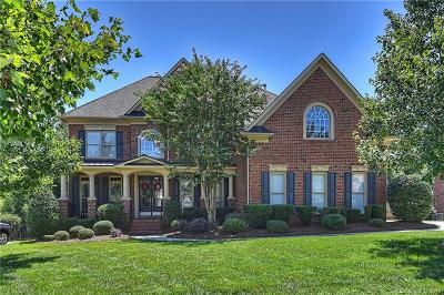 Huntersville Single Family Home Under Contract-Show: 503 Three Greens Drive