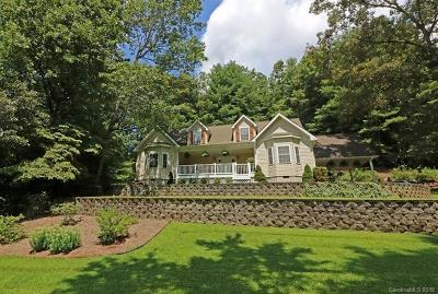 Hendersonville Single Family Home For Sale: 154 Pridmore Hollow Road