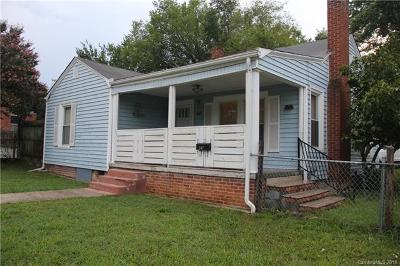 Concord Single Family Home For Sale: 247 E Cabarrus Avenue
