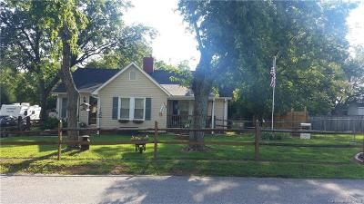 Kannapolis Single Family Home For Sale: 719 Deaton Street