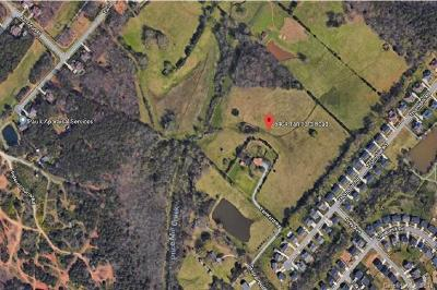Matthews Residential Lots & Land For Sale: 6404 Tan Yard Road