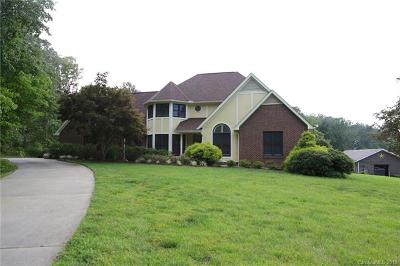 Lincolnton Single Family Home For Sale: 2010 Salem Church Road