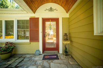 Asheville Single Family Home For Sale: 21 Woodcrest Road