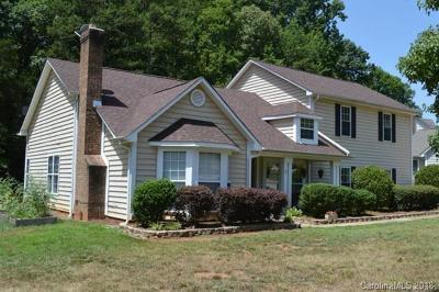 Single Family Home For Sale: 7210 Morningdew Court