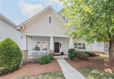 Indian Trail Single Family Home For Sale: 9018 Ladys Secret Drive