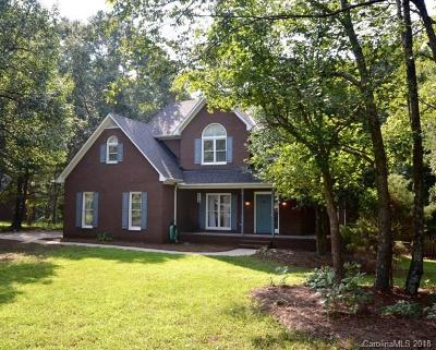 Concord Single Family Home Under Contract-Show: 5511 Weddington Road