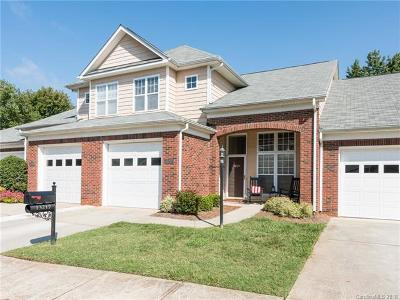 Matthews Condo/Townhouse Under Contract-Show: 13217 Mint Lake Drive